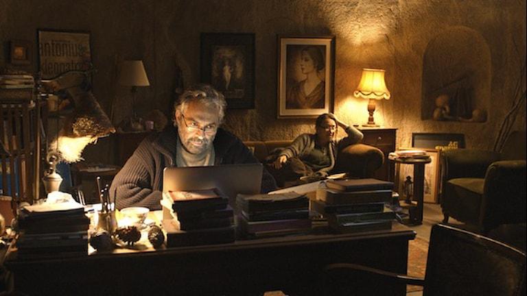 Haluk Bilginer som Aydin i Vinterdvala. Foto: NonStop Entertainment.