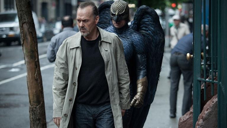 Michael Keaton i Birdman. Foto: Fox Movies.