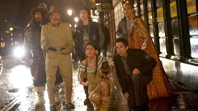 Natt på Museet 3. Foto: Fox Movies.