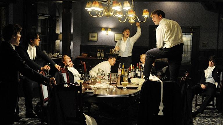 The Riot Club. Foto: Nonstop Entertainment.