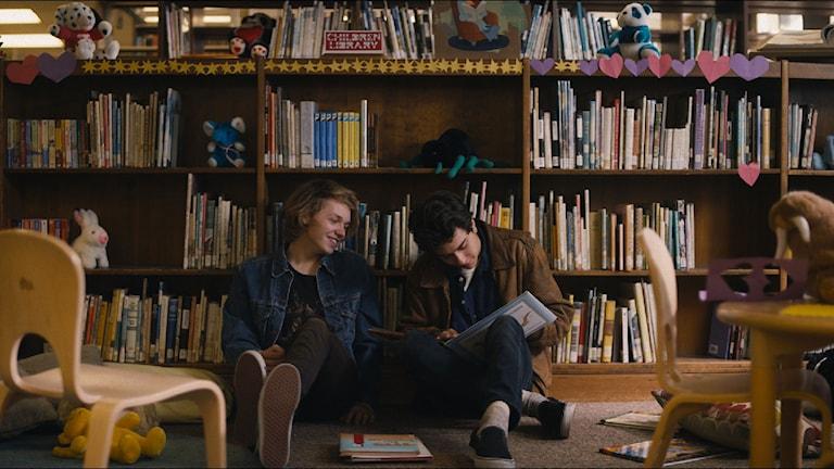 Ur filmen Palo Alto. Foto: Edge Entertainment.