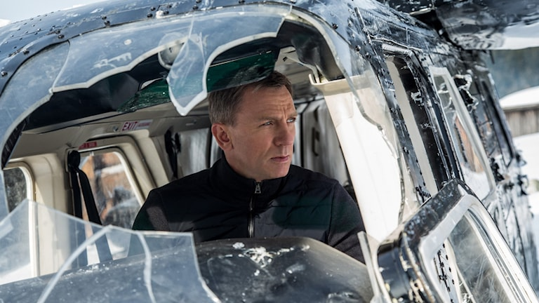 Daniel Craig som James Bond i Spectre. Foto: SF.