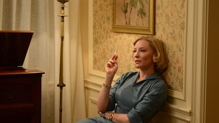 Cate Blanchett som Carol. Foto: Scanbox Entertainment.