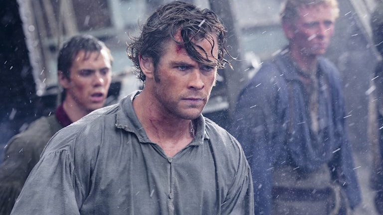 Chris Hemsworth i In the heart of the sea. Foto: Fox Movie.