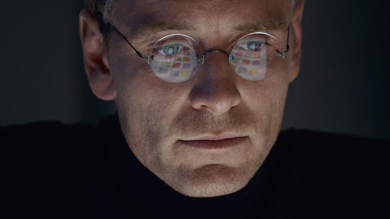 Michael Fassbender som Steve Jobs. Foto: UIP.
