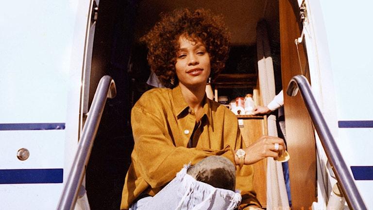 Whitney Houstons liv speglas i dokumentären Whitney. Foto: NonStop Entertainment.