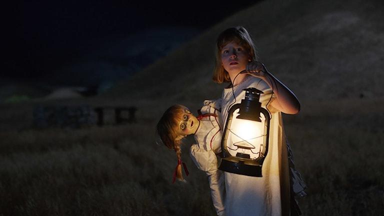 Ur svenske skräckgfilmsregissören David F Sandbergs Annabelle 2: Creation. Foto: Fox Movies.