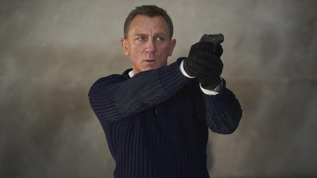 "Daniel Craig i ""No time to die"""