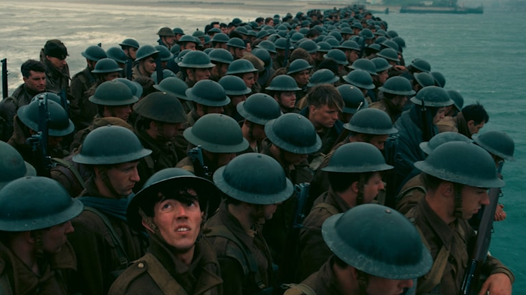 Ur Christopher Nolans Dunkirk. Foto: Fox Movies.