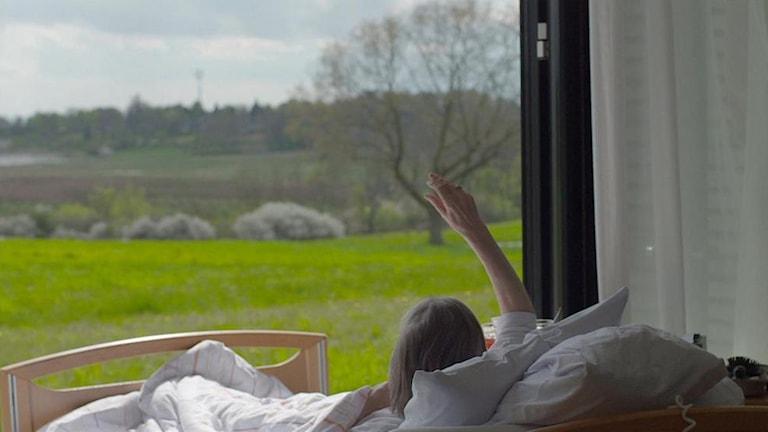 Från filmen I remember when I die. Foto: Maria von Hausswolff.
