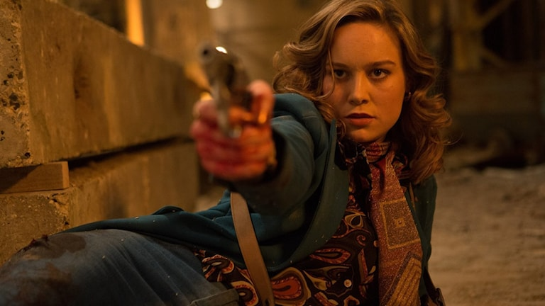 Brie Larson i Free Fire. Foto: Lucky Dogs.