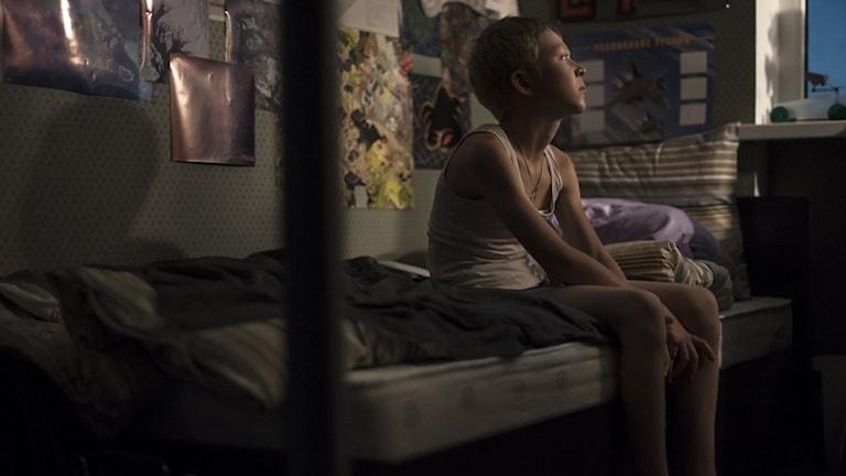 Matvey Novikov i filmen Saknaden. Foto: TriArt.
