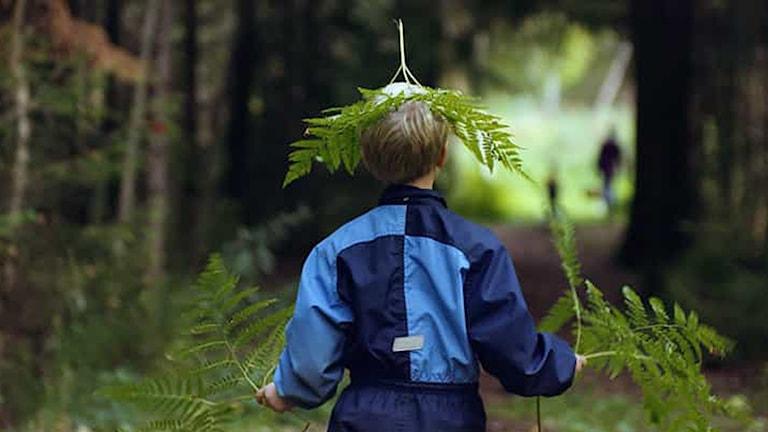 Vi följer barnens väg i Barndom. Foto: Folkets Bio.