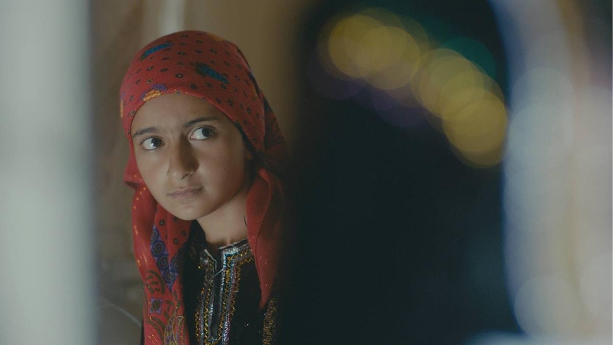 Reham Mohammed som Nojoom. Foto: Acisfilm.