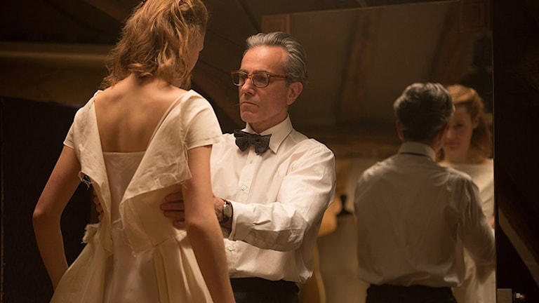 Vicky Krieps och Daniel Day-Lewis i Phantom thread. Foto: UIP.