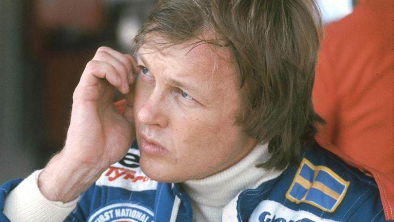 Ronnie Peterson i filmen Superswede: En film om Ronnie Peterson. Foto: NonStop Entertainment.