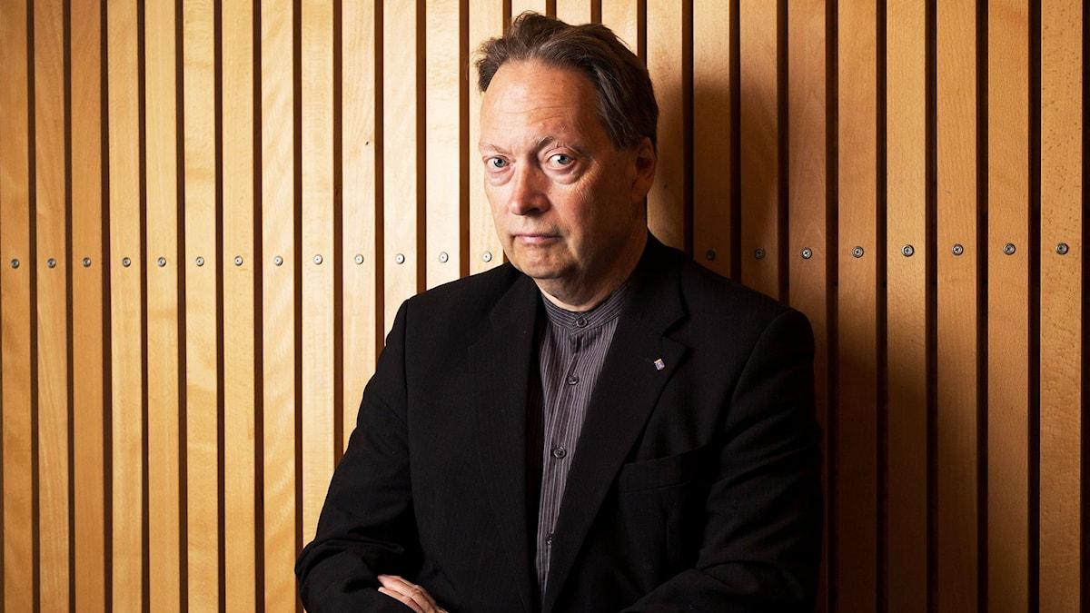 Horace Engdahl. Foto: Mattias Ahlm/Sveriges Radio.