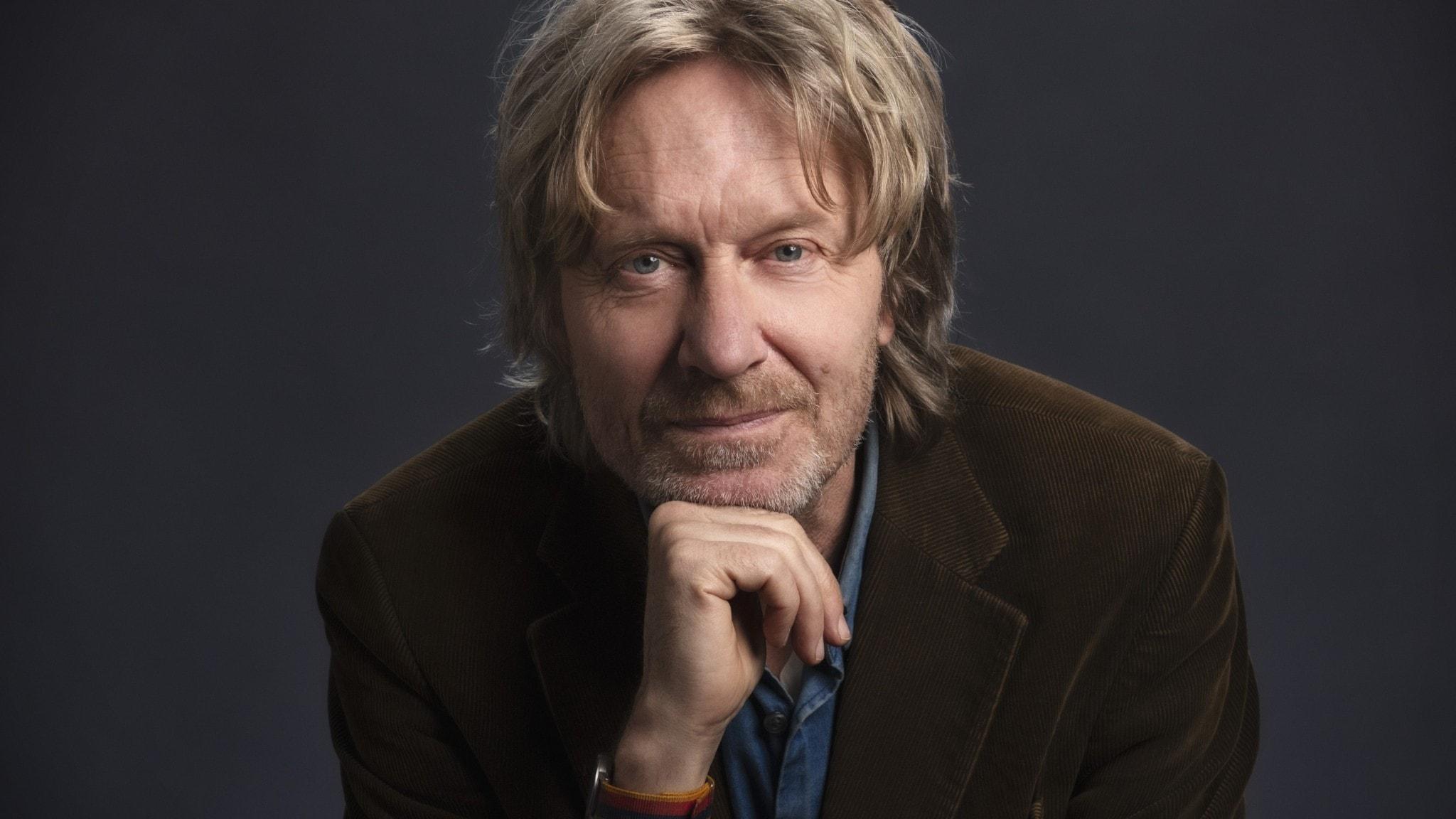 Bengt Ohlsson författare och krönikör programvärd i Allvarligt talat