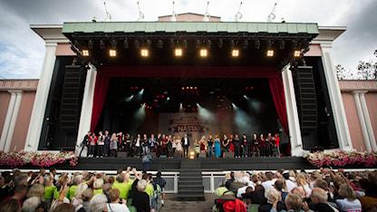 Lisebergsscenen 2012