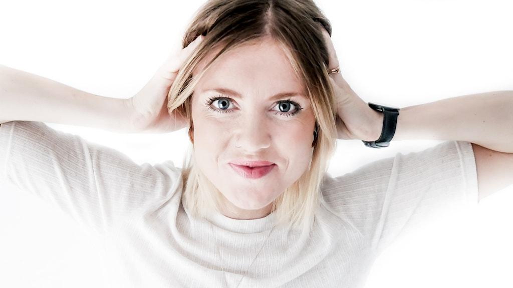 Artisten Miah, Mia Hjelmqvist.
