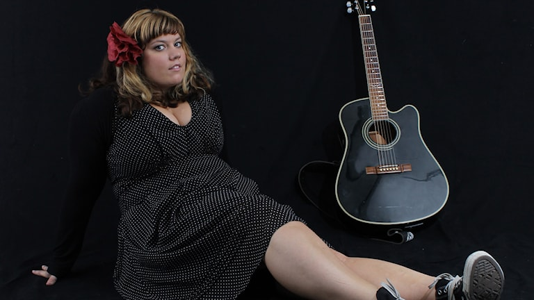 Maria Skybäck. Foto: Privat.