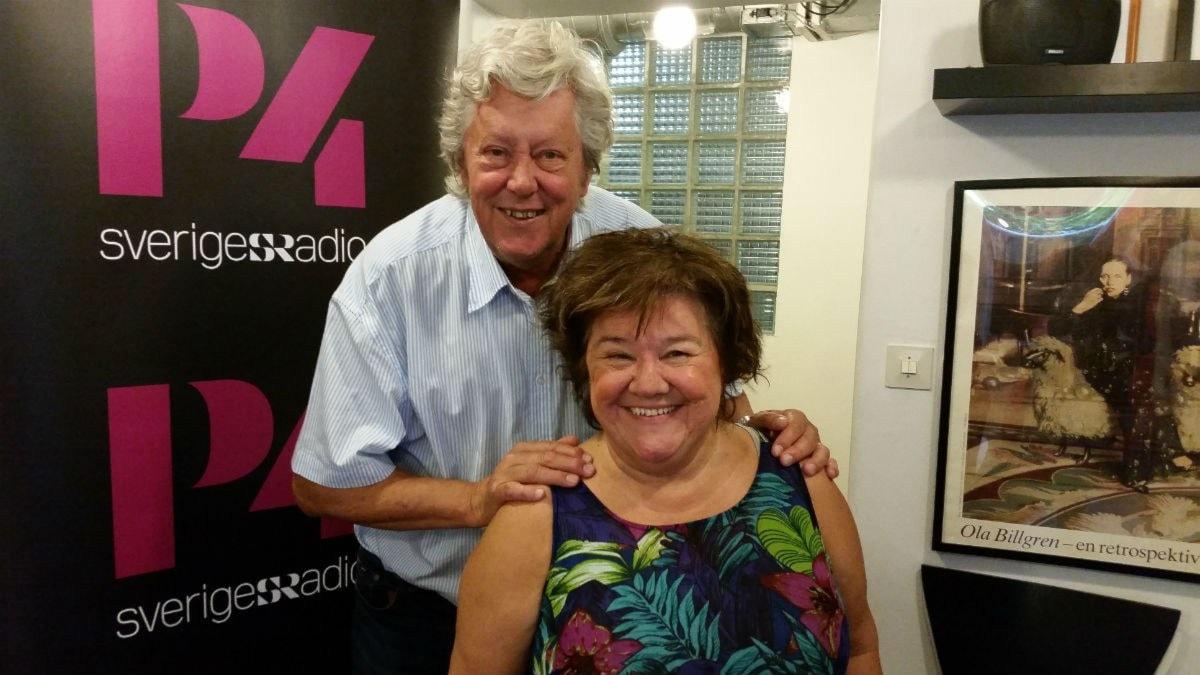 Ulf Elfving möter Ann Westin