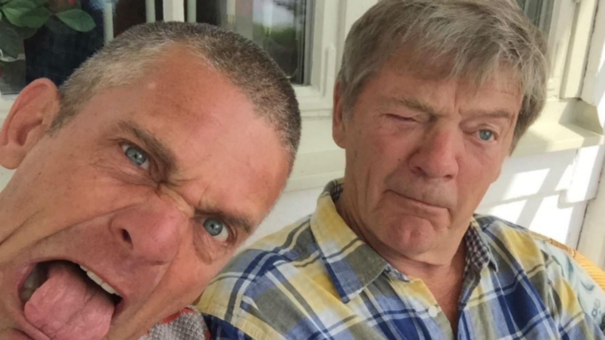 The crazy family, Jesper och Bosse Parnevik