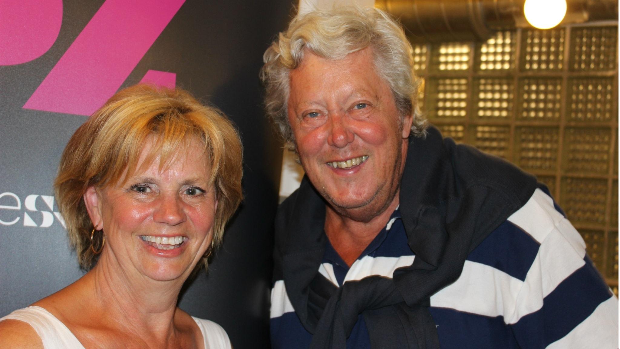 Marianne Rundström möter Ulf Elfving