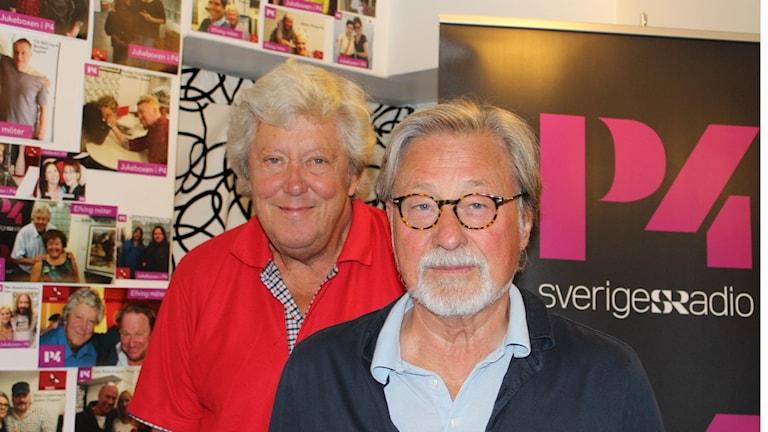 Ulf Elfving möter Björn Rosengren