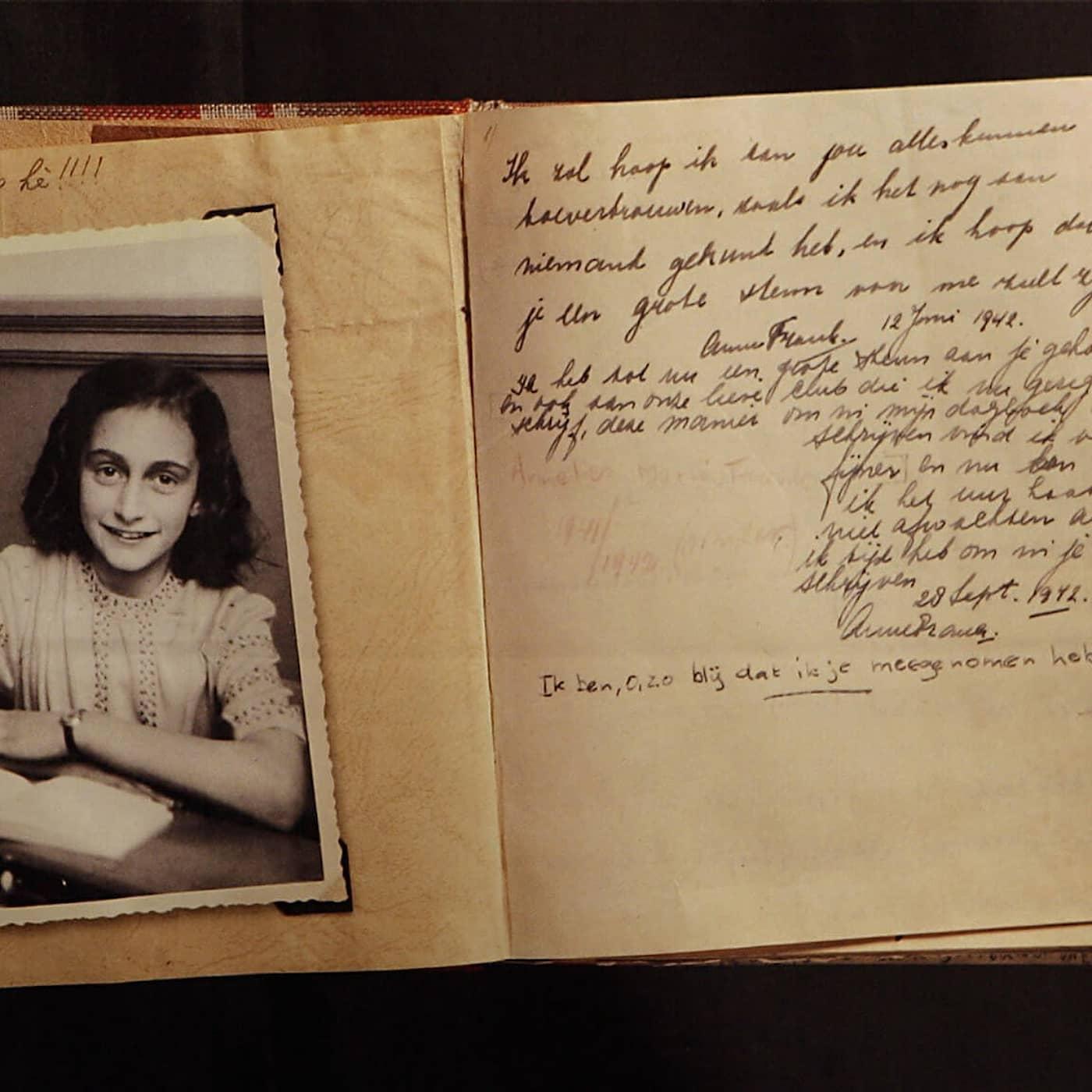 Anne Franks dagbok, del 3 av 5