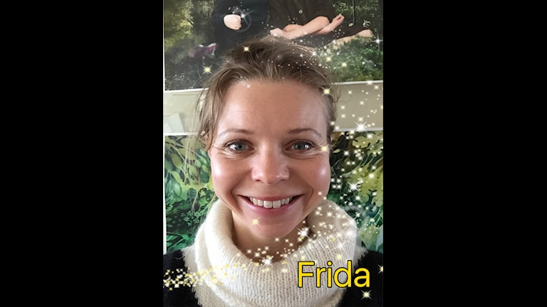 Frida Derwinger