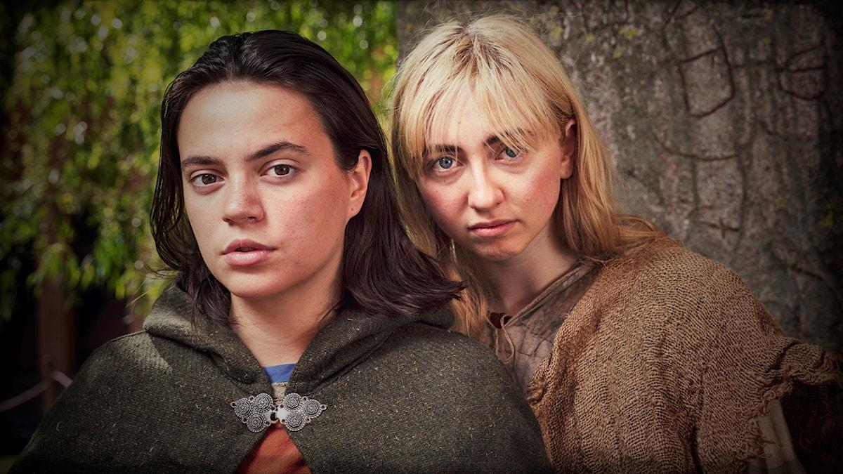 Turid en vikingasaga: Greta Hedin och Louise Radon