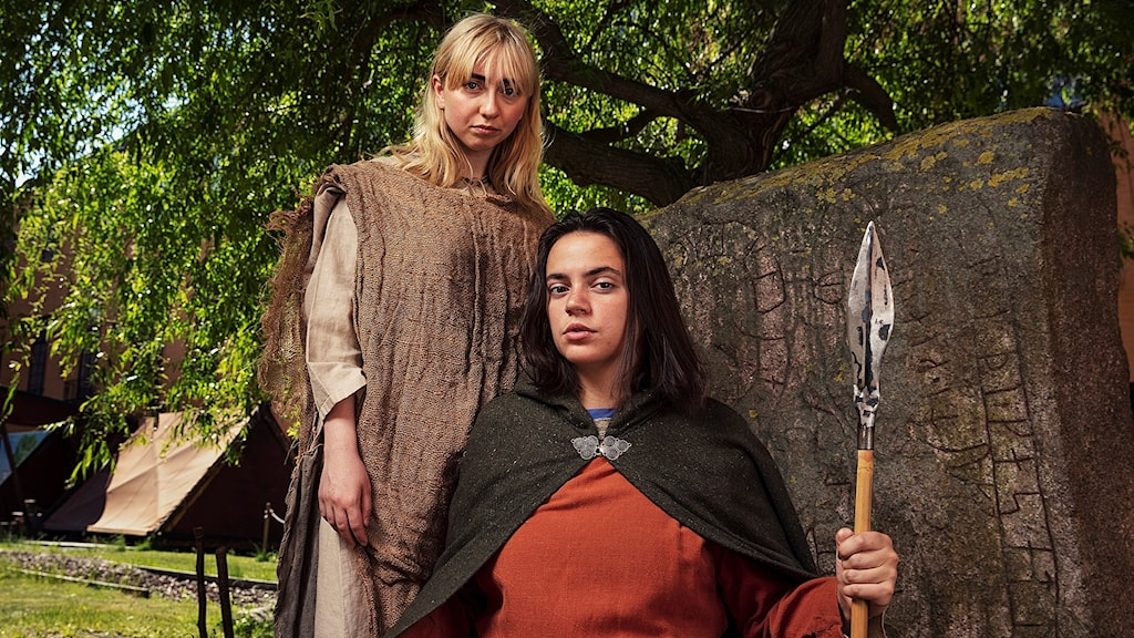 Turid en vikingasaga Greta Hedin och Louise Radon