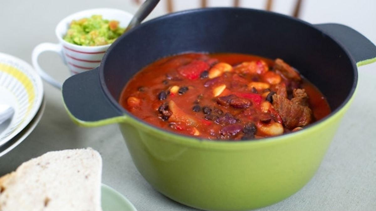 Chili con Carne. Foto: Annika Ilmoni