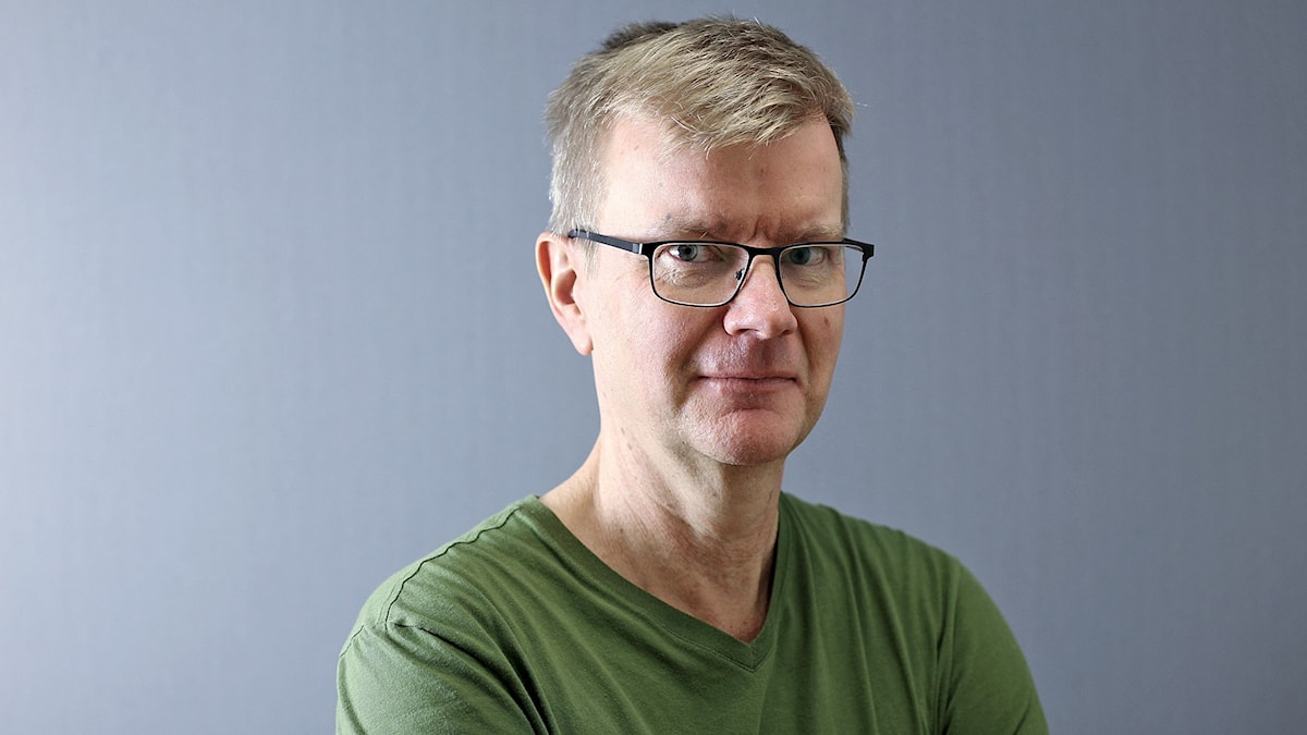 Bild på Magnus Nilsson.