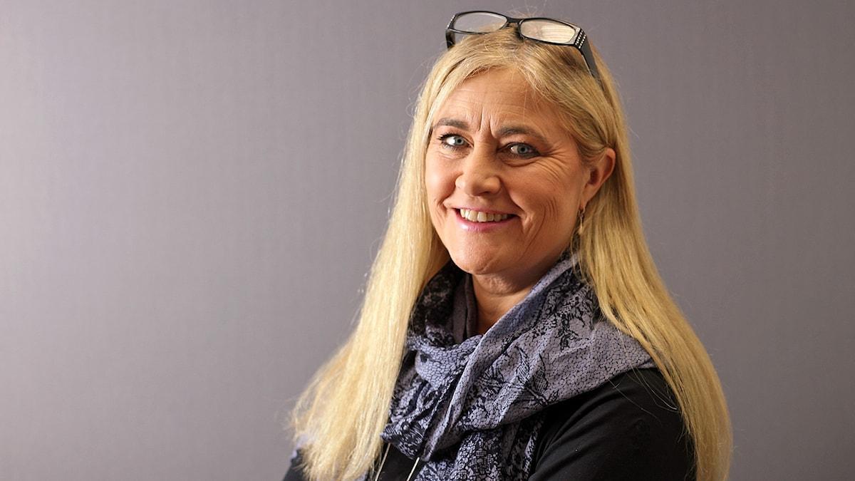Bild på Karin Selldén.