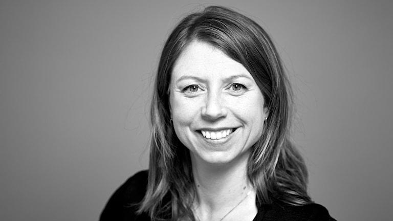Alexandra Svedberg.