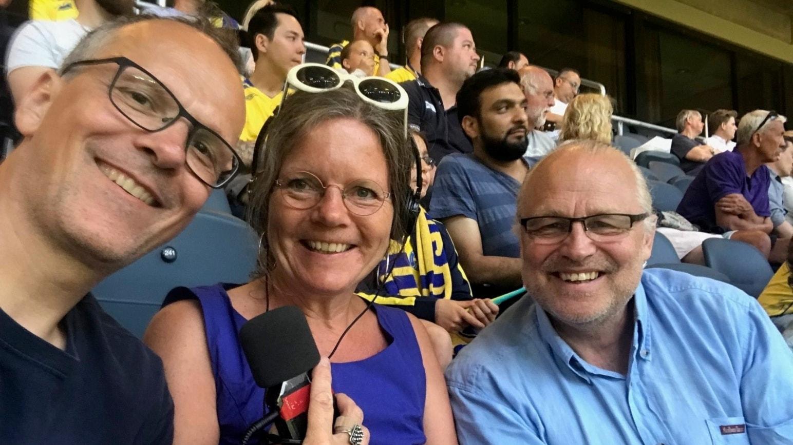 Har svenska landslaget tillräckligt bra hjärnor för VM?