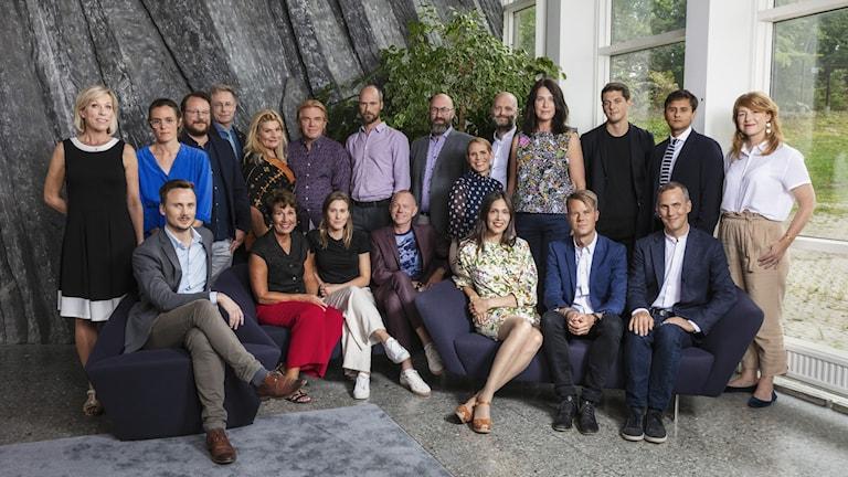 Sveriges Radios korrespondenter 2019