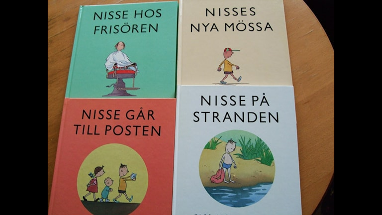 Nisseböckerna av  Olof och Lena Landström