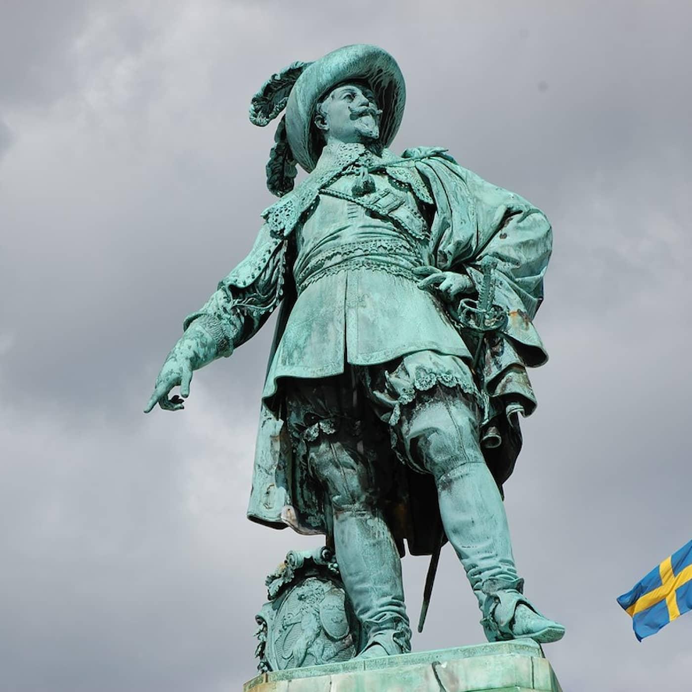 Gustav II Adolf-statyn i Göteborg - en statys öden och äventyr