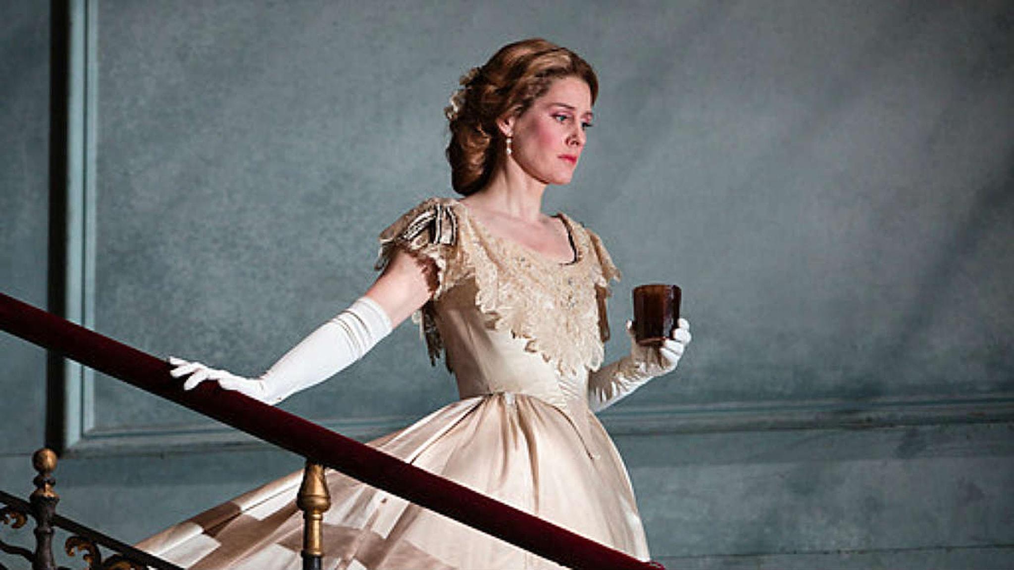 Malin Byström som Arabella Foto: Metropolitan Opera