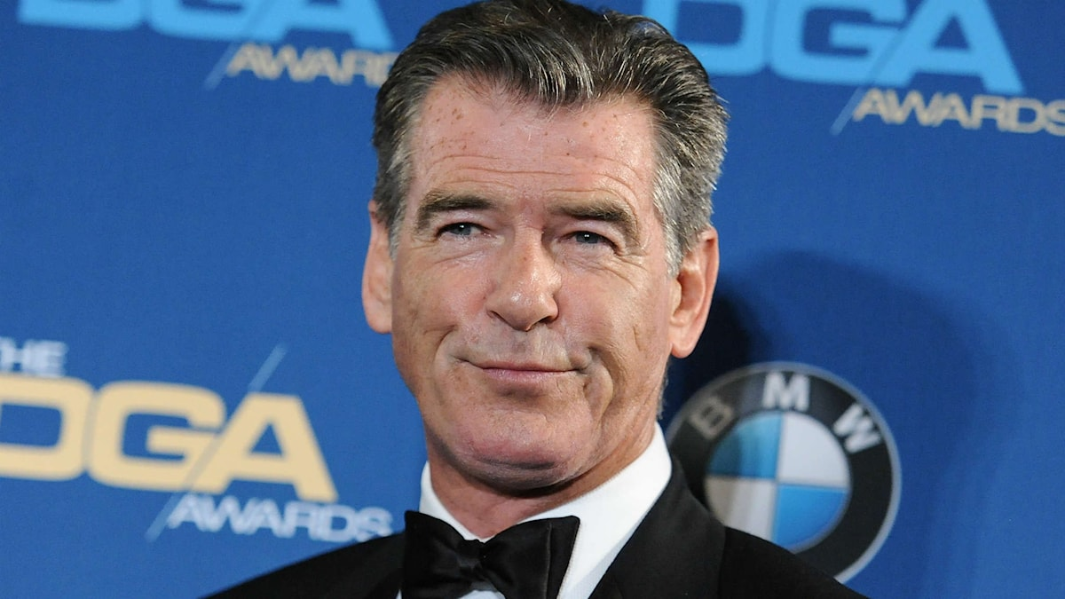 Pierce Brosnan Foto: Richard Shotwell/TT