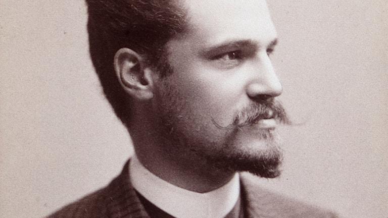 Bankdirektören och konstsamlaren Ernest Thiel.