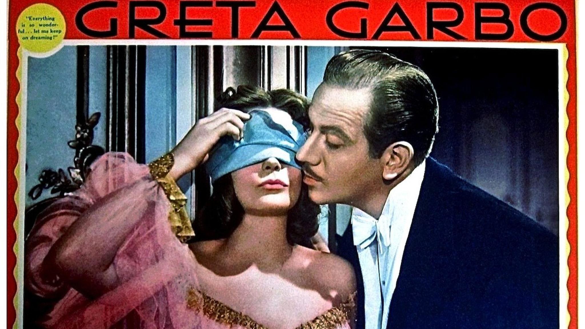 Filmaffisch för filmen Ninotchka