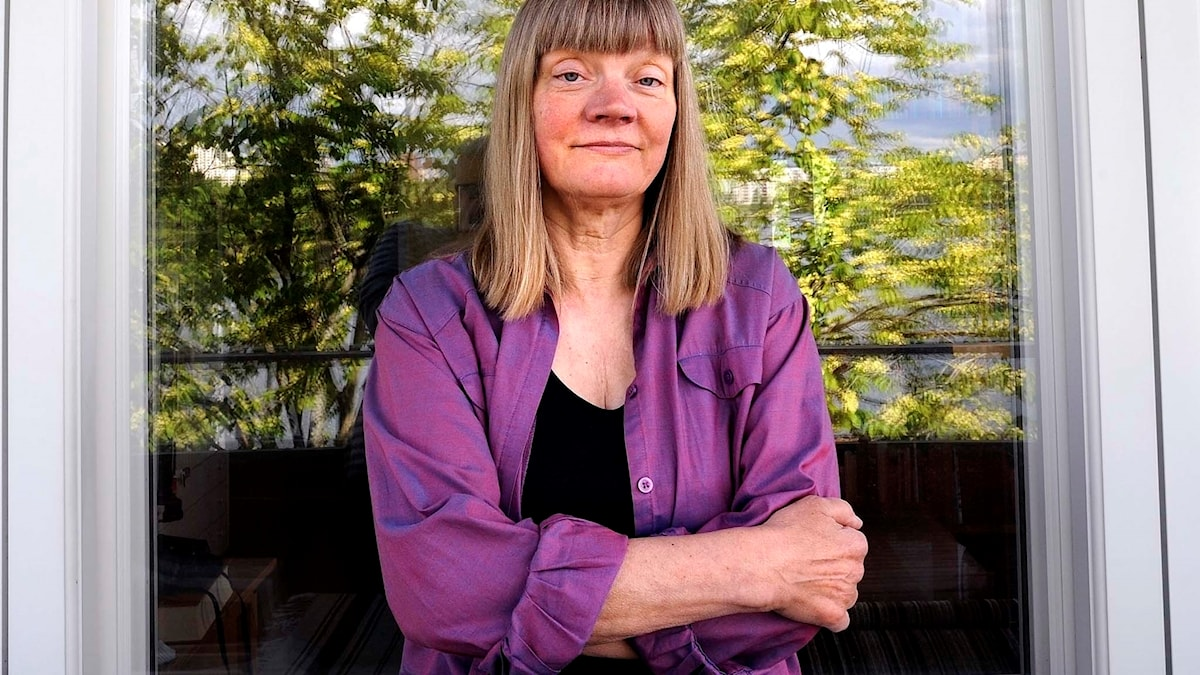 Gun-Britt Sundström 2008.