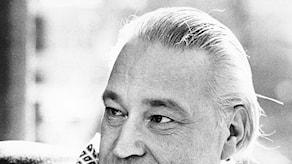 Erik Lindegren 1954 (foto:Lennart Nilsson/Scanpix)