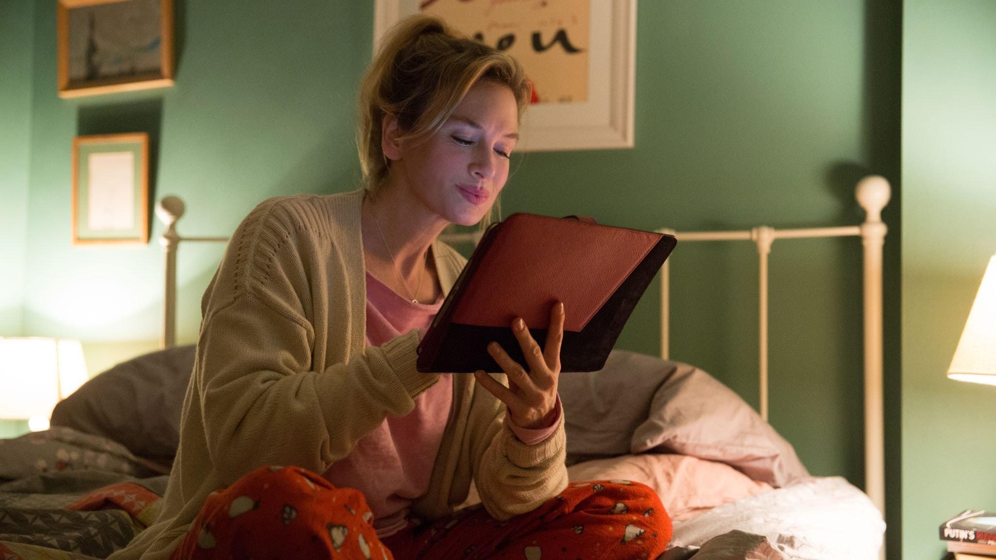 Renée Zellweger som Bridget Jones