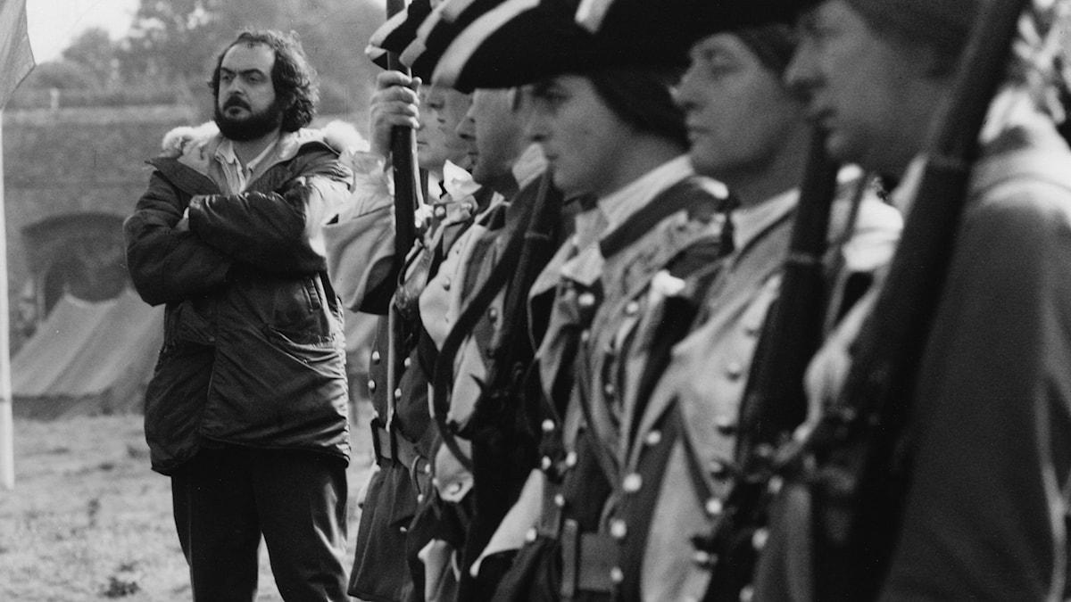 Stanley Kubrick i Barry Lyndon