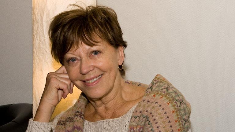 Lill Lindfors. Foto: Pia Lindhe Rudolf
